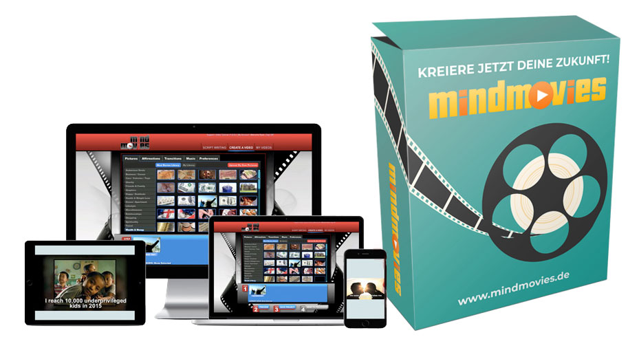Mind Movies Video Vision Board Visualisierung